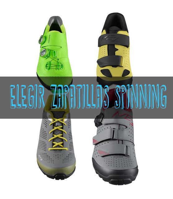 Spinning Para Blog Elegir Zapatillas Guía Las De Fitnesstocks XiwkPZOuT