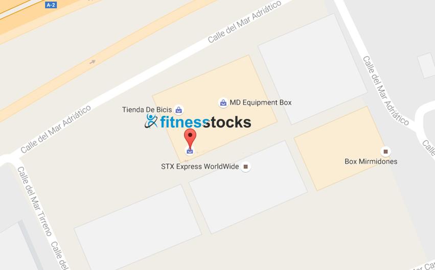 fitnesstocks Madrid