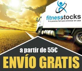 envío gratis fitnesstocks