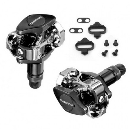 Pedales spinning Shimano PD-M505