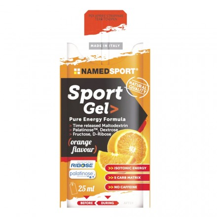 Caja Namedsport Gel Pure Energy Formula 15U