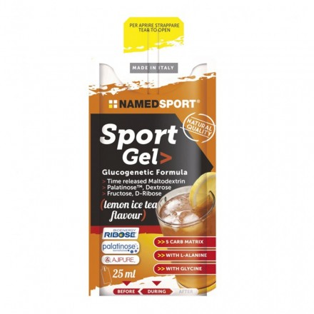 Caja Namedsport Gel Glucogenic 15U