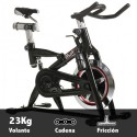 Bicicleta ciclismo indoor DKN Spinbike X-Run