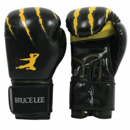 Guantes Boxeo Bruce Lee