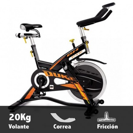Bicicleta ciclismo indoor BH Duke Electronic