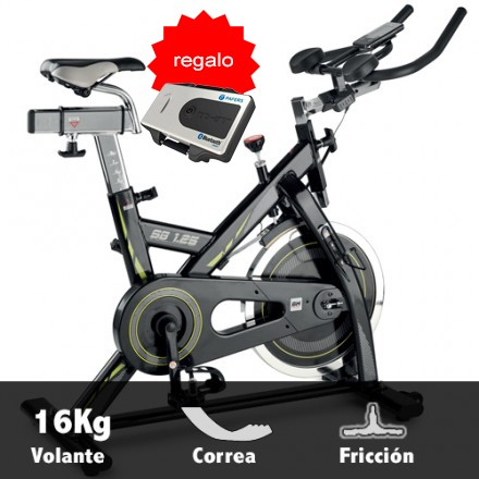 Bicicleta Spinning BH SB1.3 Regalo X-KIT