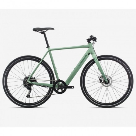 Orbea Gain F40 Verde (Mate - Brillo)