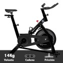 Bicicleta Ciclismo Indoor Bodytone DS-05