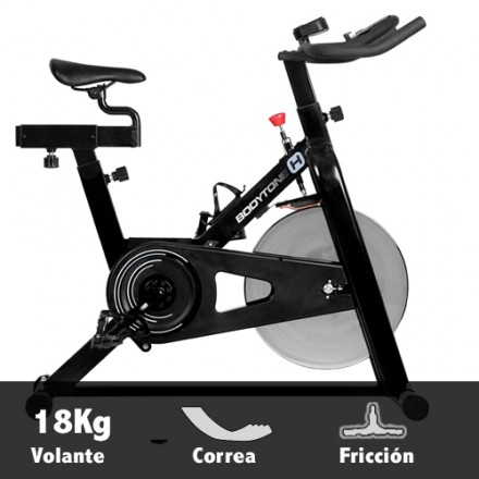 Bicicleta Ciclismo Indoor Bodytone DS-10