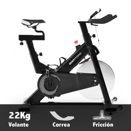 Bicicleta Ciclismo Indoor Bodytone DS-20