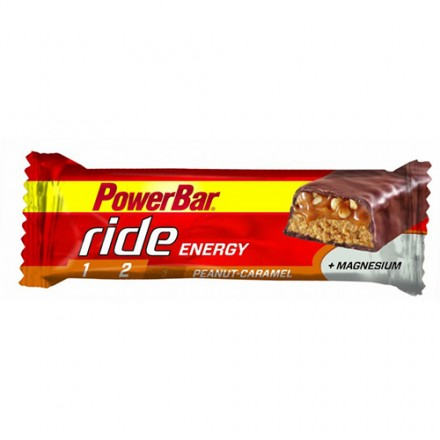 PowerBar Ride Energy Cacahuete-Caramelo