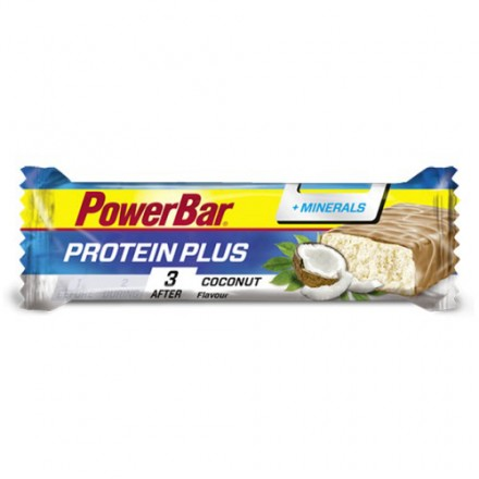 PowerBar Protein Plus Minerales Coco